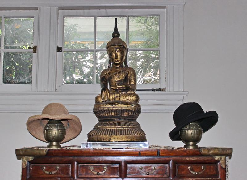 Buddha and Hats