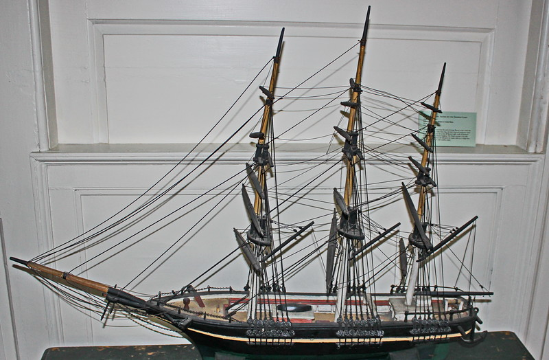 Model of the Ship Venice
