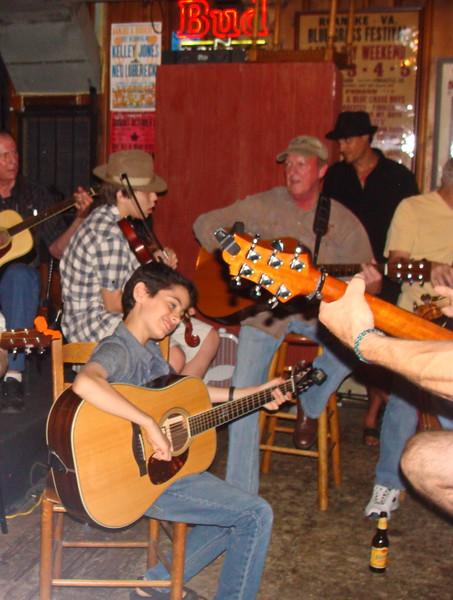 Bluegrass Musicians