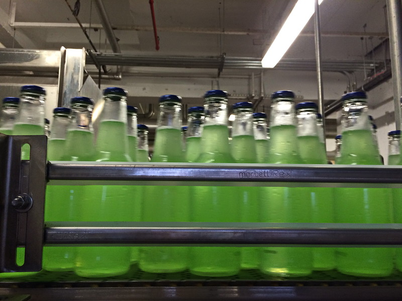 Bottling Assembly Line