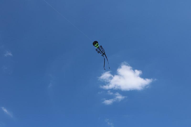 Skeleton Kite