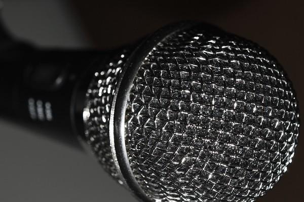 Microphone Modern Design