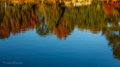 Sydnor Lake Reflections