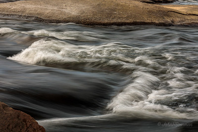 James River, Pony Pasture Rapids - isolation (1/8 sec)