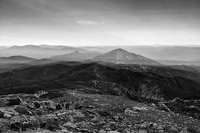 The Franconia Ridge