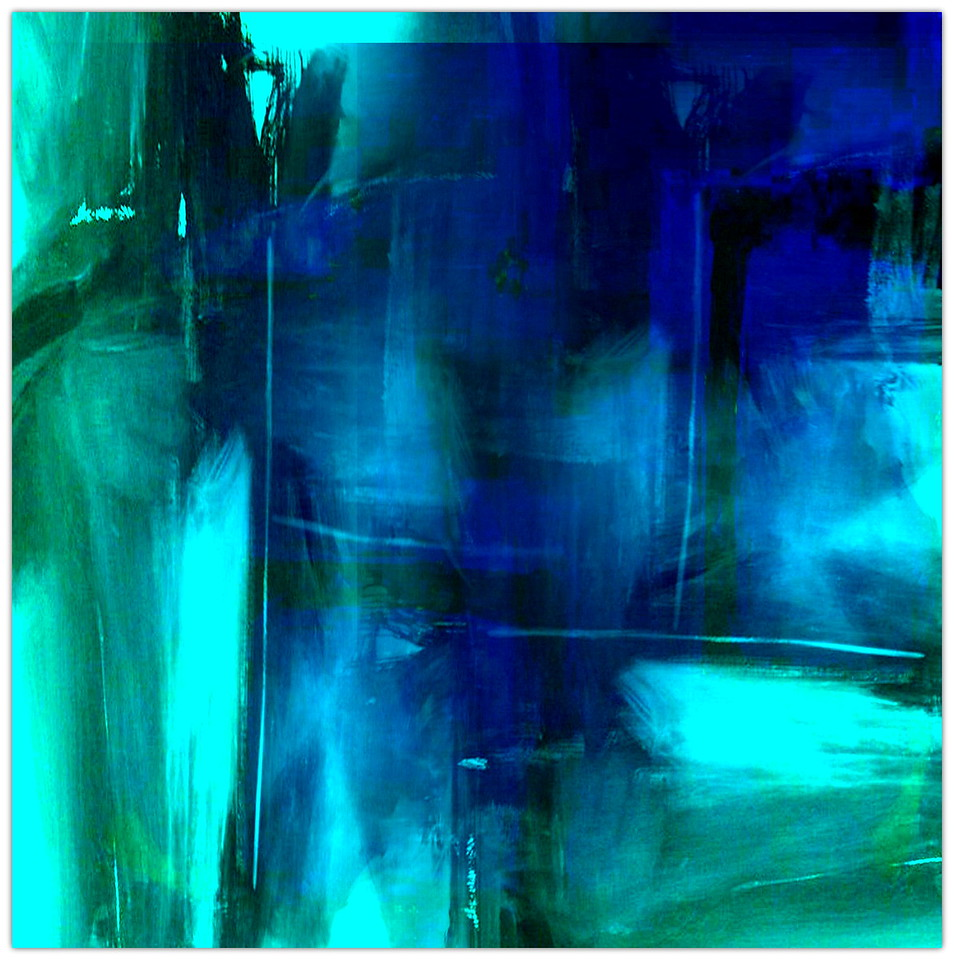 Gestural Abstraction #6