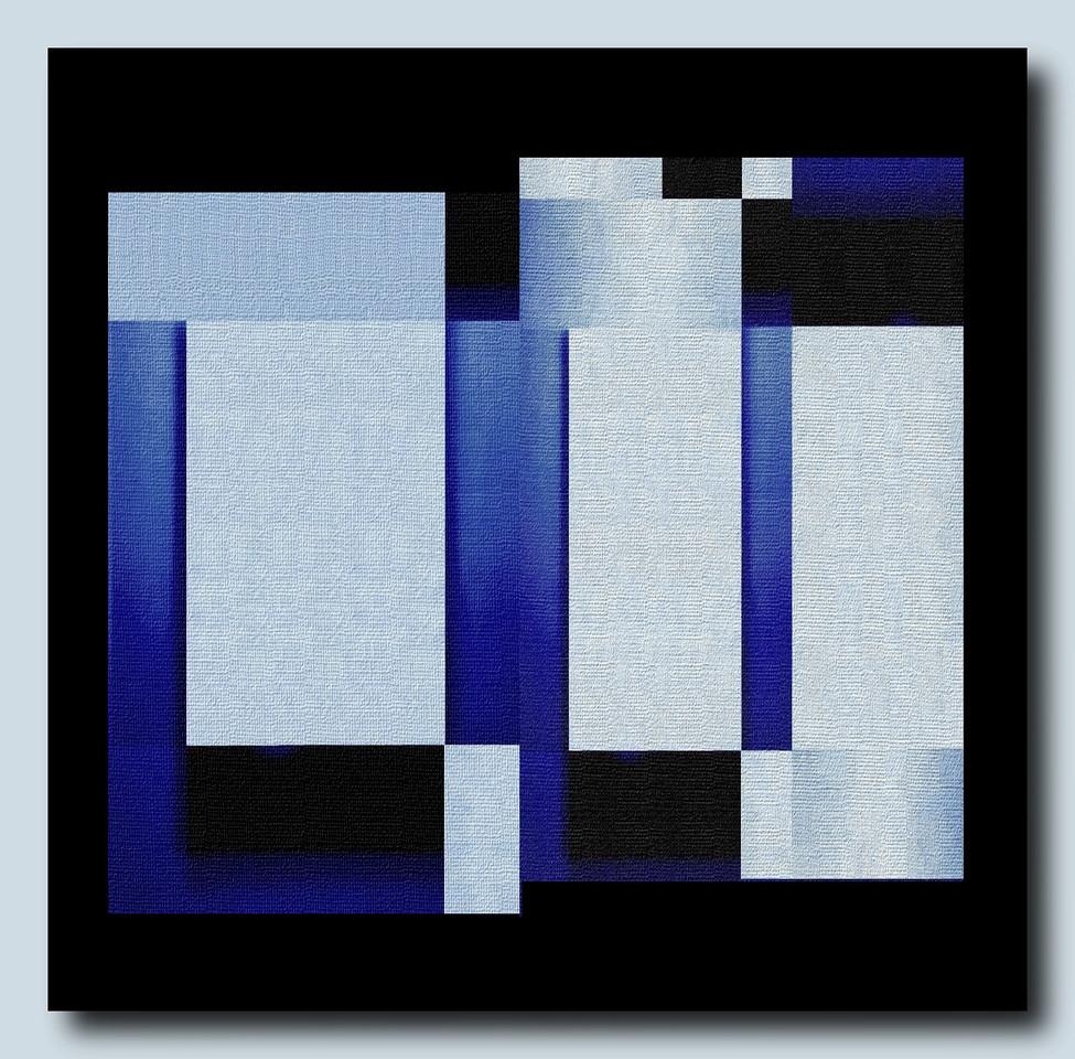 White into Blue