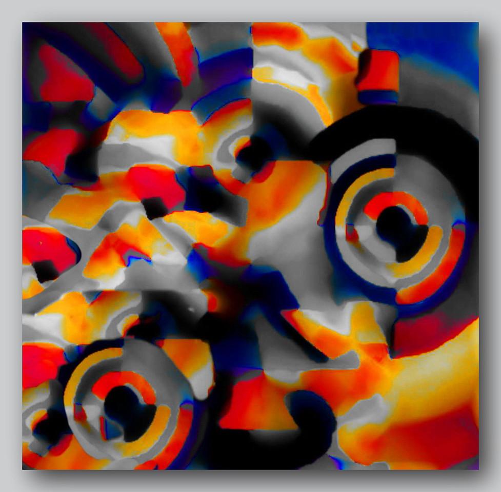Orphic Circles #5