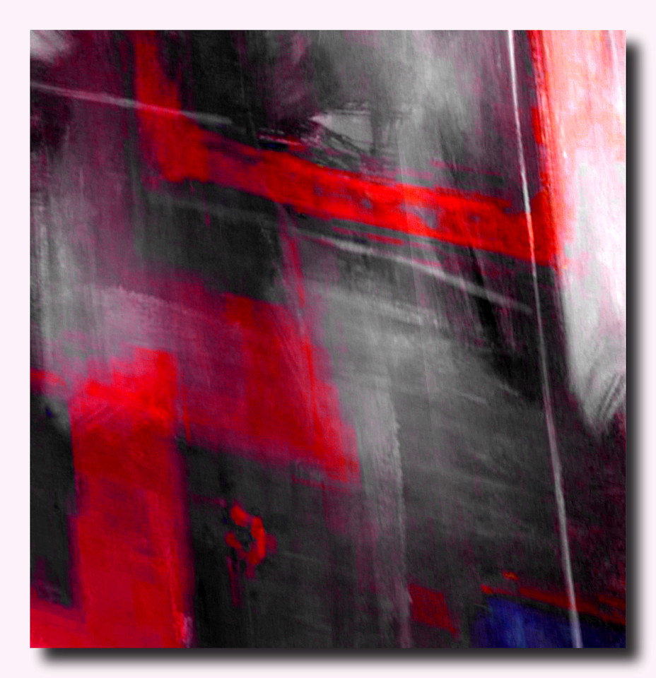 Gestural Abstraction #3