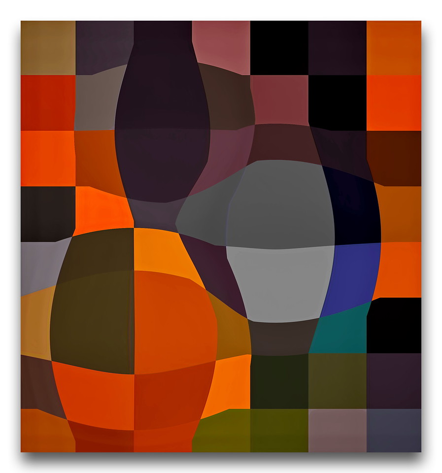 Untitled Formal Composition