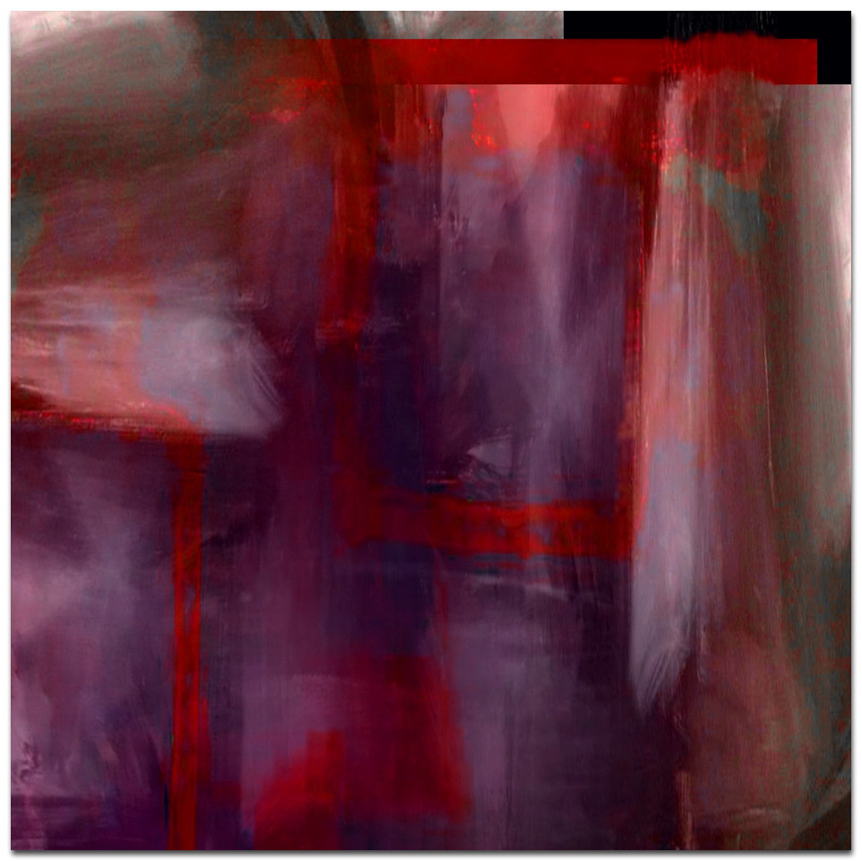 Gestural Abstraction #1