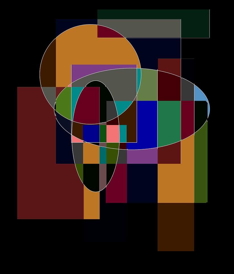 Complex Retro Forms #2