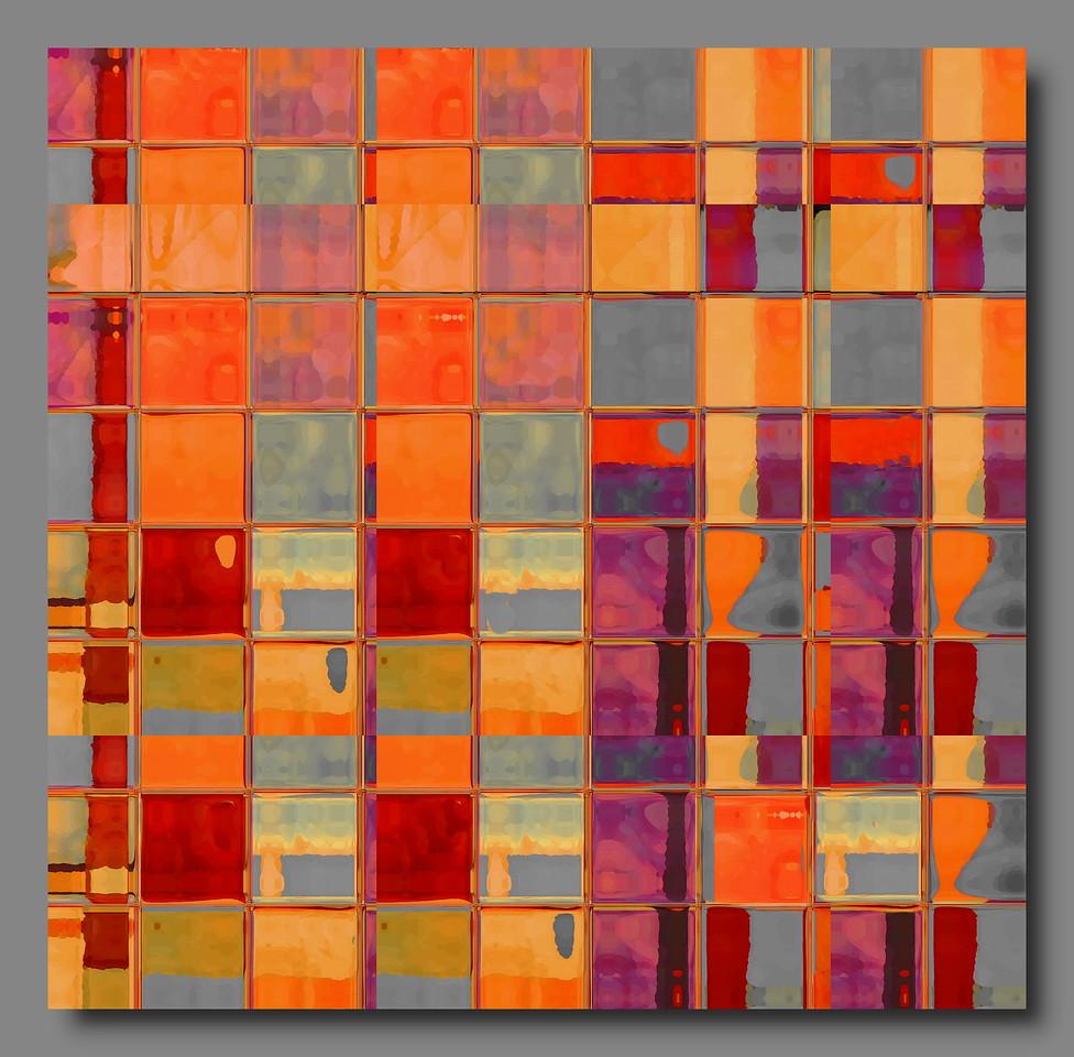 Santa Fe #1 - Homage to Native American Artists