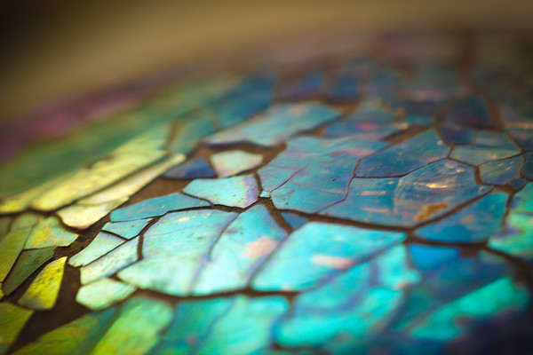 Glass pieces 2