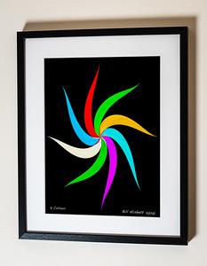 8 Colour Framed(C) Bill Hiskett