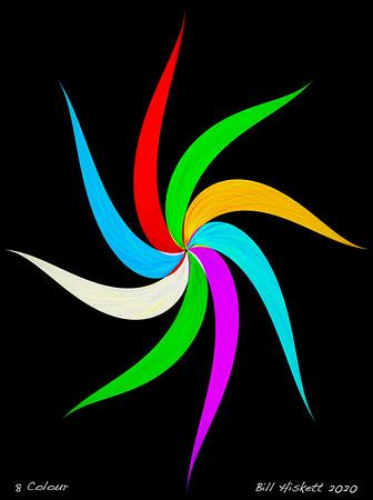 8 Colour Sig