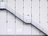 Escape stairs, Nuithonie theatre<br /> <br /> Olympus E-420 & Zuiko 12-60/2.8-4.0