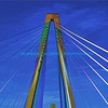 Looming lines and angles - bridge arch