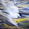 rush of the water
