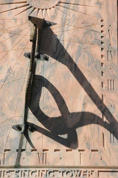 Sundial on Singing Tower