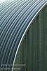 Corner of a Steel Quonset Building