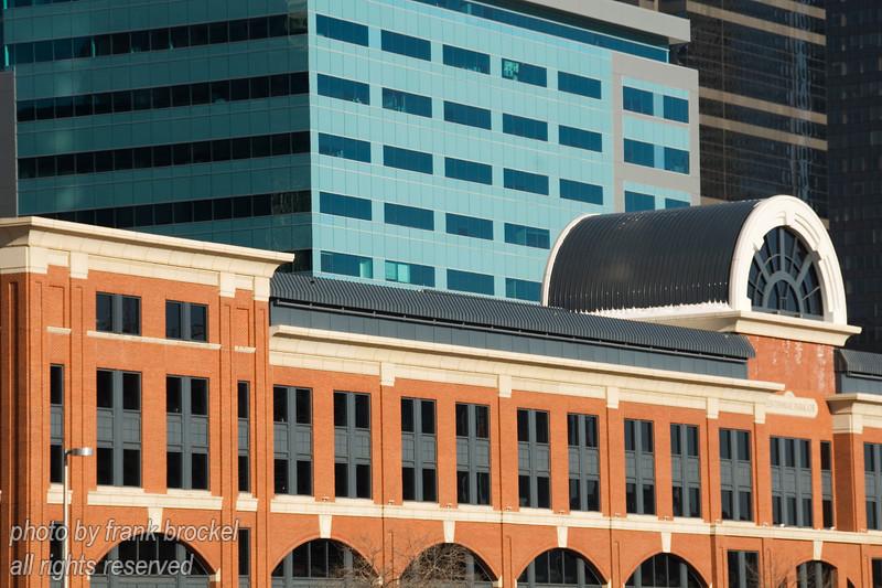 Centennial Parkade downtown Calgary, Alberta