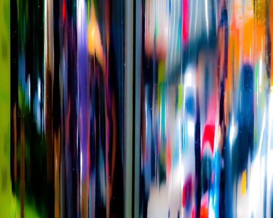 Abstract Self Image