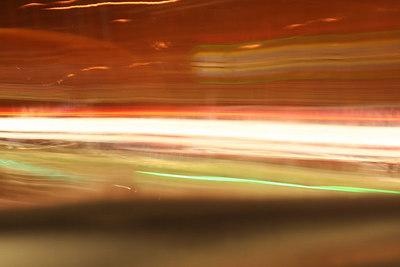 London lights (abstract)