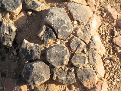 Negev Desert, Israel, rock formation,