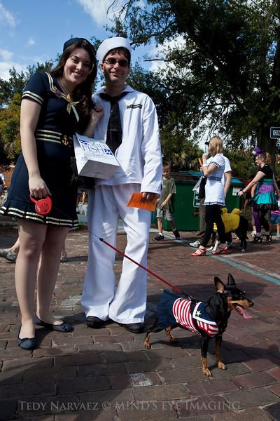 Sailors!
