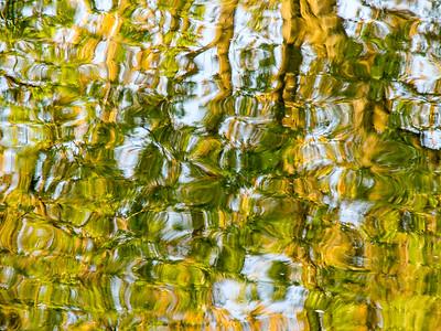 painterly reflection 5
