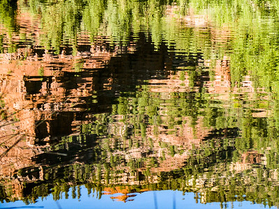 painterly reflection 14