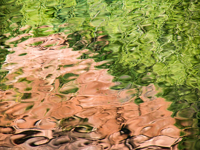 painterly reflection 18