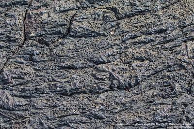 Lava patterns - Punta Mejia, Isla Marchena, Galapagos, Ecuador