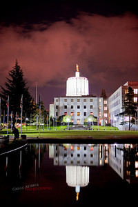 Oregon Capital Building