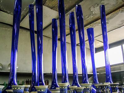 Hebron Glass Works, Palestine