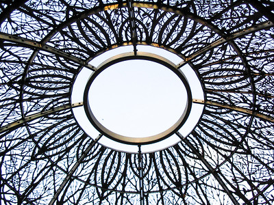 Gazebo roof, Lincoln, Nebraska