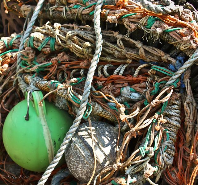 Tangles Nets