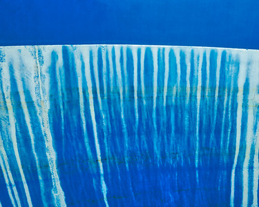 Blue Study 1272
