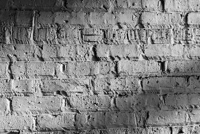 """""""brick wall"""""""