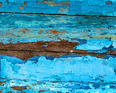 Blue Study 5726