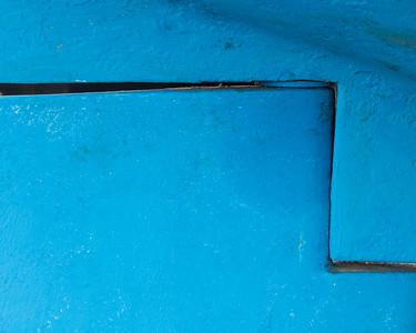 Blue Study 4831