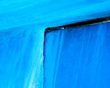Blue Study 1184