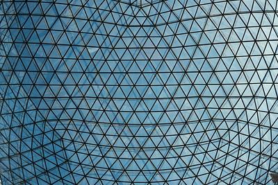 Dali Museum Ceiling