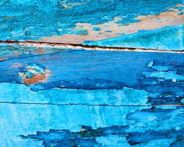 Blue Study 8675
