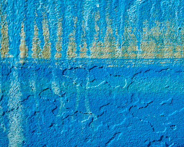 Blue Study 1651