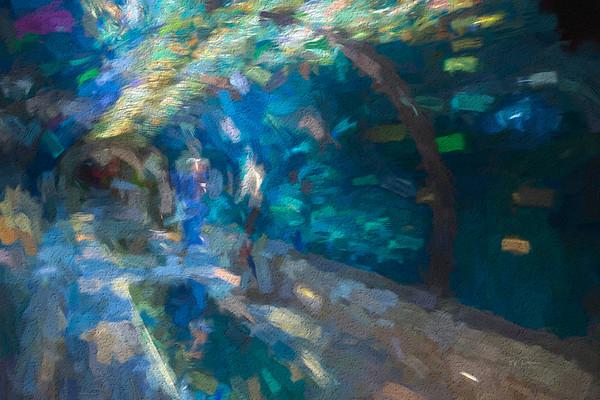 underwater tunnel Vision