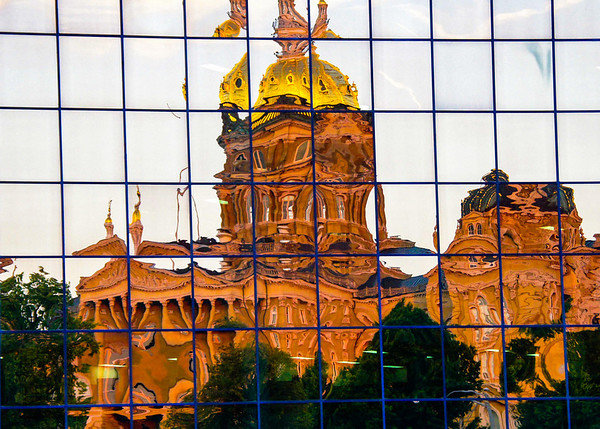 State Capitol Reflection