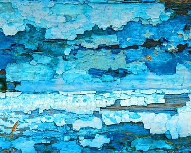 Blue Study 5750