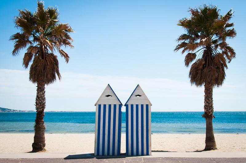 Meze Beach Huts